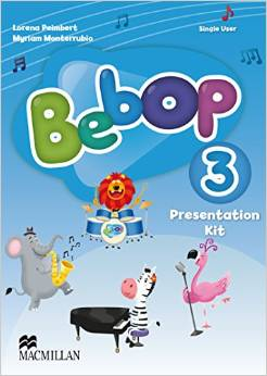 Bebop 3  | Teacher's Presentation Kit