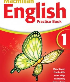 Macmillan English 1  | Practice Book with CD-ROM