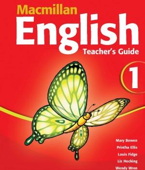 Macmillan English 1  | Teacher's Guide
