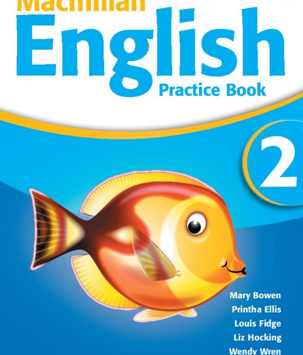 Macmillan English 2  | Practice Book with CD-ROM