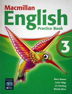 Macmillan English 3  | Practice Book with CD-ROM