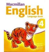 Macmillan English 4  | Language Book