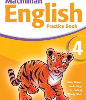Macmillan English 4  | Practice Book with CD-ROM
