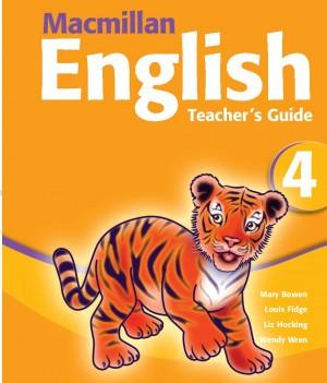 Macmillan English 4  | Teacher's Guide