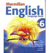 Macmillan English 6  | Language Book