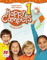 Happy Campers 1   Student Flipbook
