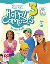 Happy Campers 3   Student Flipbook