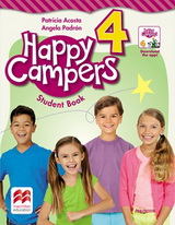 Happy Campers 4 | Skills Book