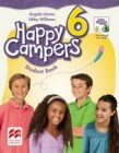 Happy Campers 6 | Skills Book