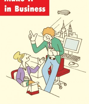 Make It in Business | Student Book (96 pp) with Audio CD