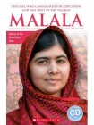 Malala | Book with CD