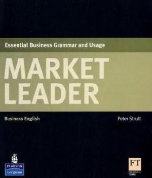 Market Leader Essential Business Grammar and Usage | Book