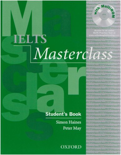 Masterclass Series: IELTS   Student Book with Online Skills Practice and Online Practice Test Pack