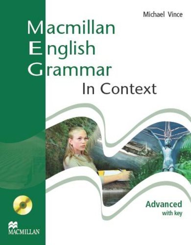 Macmillan English Grammar In Context : Advanced | Student Book
