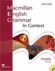Macmillan English Grammar In Context : Essential  | Student Book