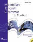 Macmillan English Grammar In Context : Intermediate | Student Book