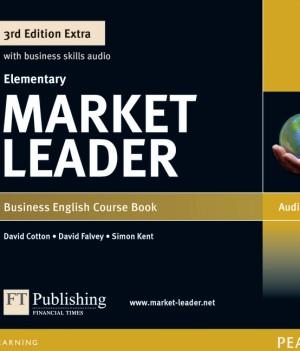 Market Leader 3rd Ed. Extra Elementary | Class CD