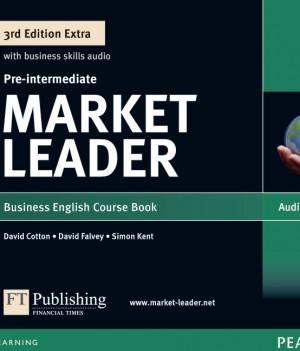 Market Leader 3rd Ed. Extra Pre-intermediate | Class CD