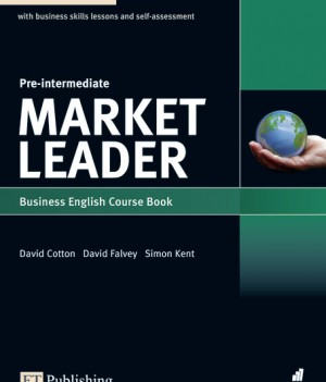 Market Leader 3rd Ed. Extra Pre-intermediate | Course Book with DVD-ROM