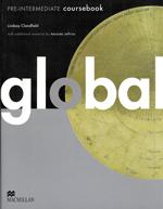Global: Pre-intermediate  | Student Book + eWB