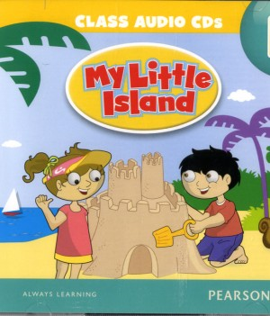 My Little Island 1 | Class Audio CD