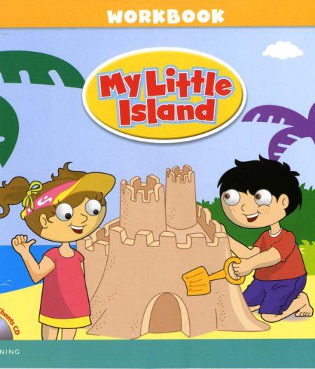 My Little Island 1 | Workbook with Songs & Chants Audio CD