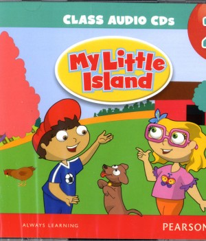 My Little Island 2 | Class Audio CD