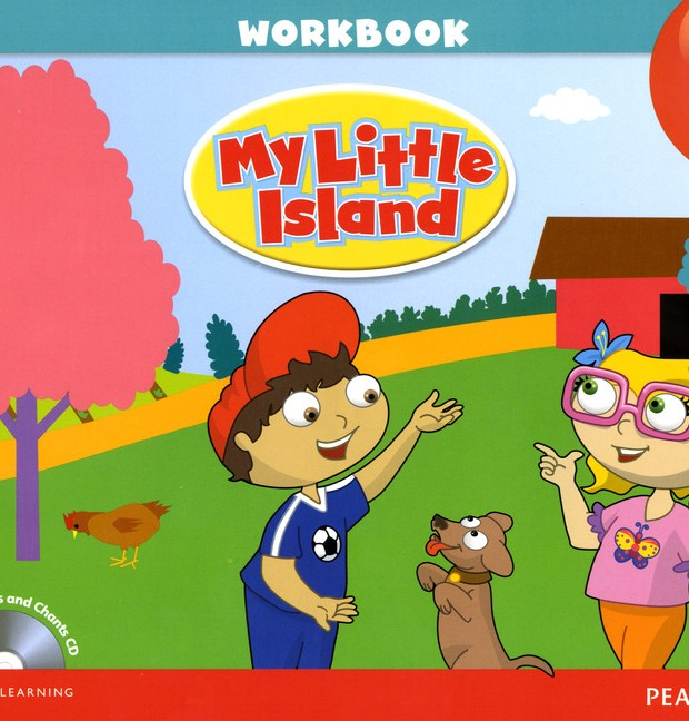 My Little Island 2 | Workbook with Songs & Chants Audio CD