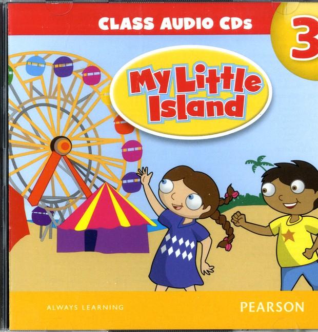 My Little Island 3 | Class Audio CD
