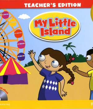 My Little Island 3 | Teacher's Edition with ActiveTeach CD-ROM