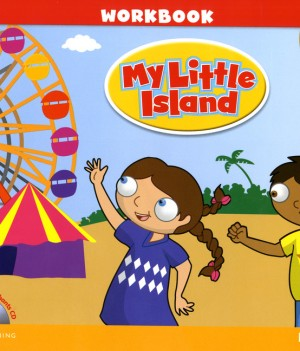 My Little Island 3 | Workbook with Songs & Chants Audio CD