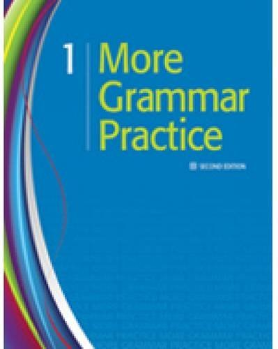 More Grammar Practice 1 | Workbook 1 (144 pp)
