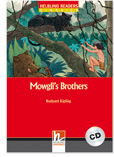 Mowgli fs Brothers  | Reader / Audio CD