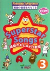 Superstar Songs 3 | Workbook with CD 3