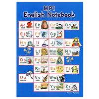 MPI English Notebook   Stationery