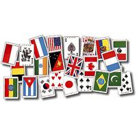 世界の国旗トランプ | Game Cards