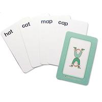 MPI フォニックスゲームカード3文字単語 (1000)