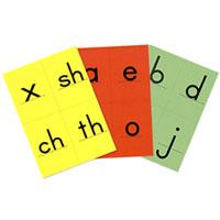 MPI Phonics Rule Cards 普及版 | Cards