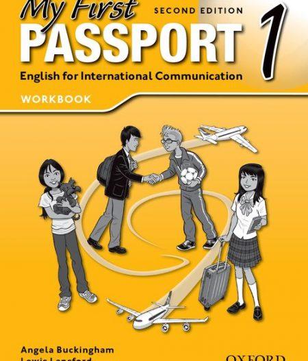 My First Passport: Level 1  | Workbook