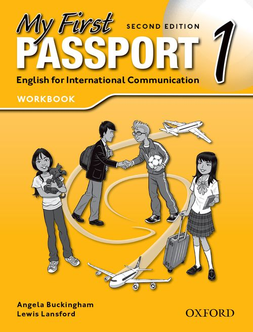 My First Passport: Level 1    Workbook