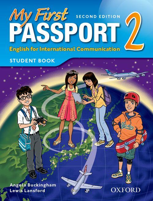 My First Passport: Level 2  | Student Book