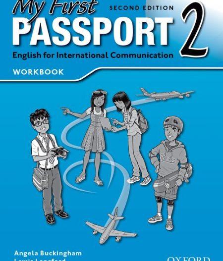 My First Passport: Level 2  | Workbook