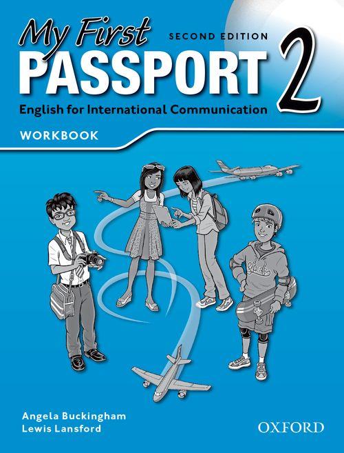 My First Passport: Level 2    Workbook