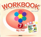 Vol.7 My Pet | Workbook