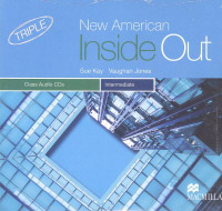 New American Inside Out: Intermediate  | Class CD