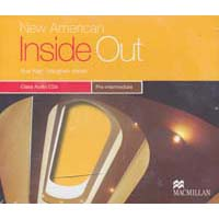 New American Inside Out: Pre-intermediate  | Class CD
