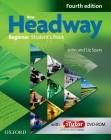 New Headway: Fourth Edition Beginner   Workbook with Key: iChecker Pack