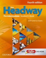 New Headway: Fourth Edition Pre-Intermediate | Student's Book: iTutor Pack