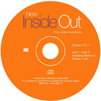 New Inside Out: Pre-intermediate  | Class CD