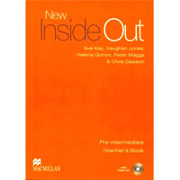 New Inside Out: Pre-intermediate  | Teacher's Book